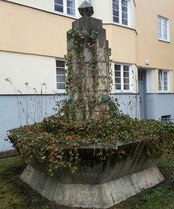 Bösenberg-Brunnen Jacobsenviertel